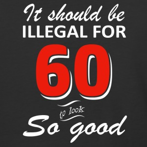 Funny 60th year old birthday designs - Baseball T-Shirt