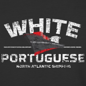 White Portuguese - Baseball T-Shirt