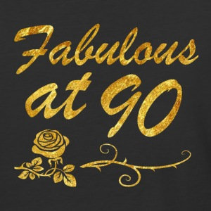 Fabulous at 90 years - Baseball T-Shirt