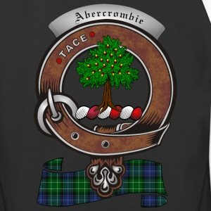 Abercrombie Clan Badge - Baseball T-Shirt