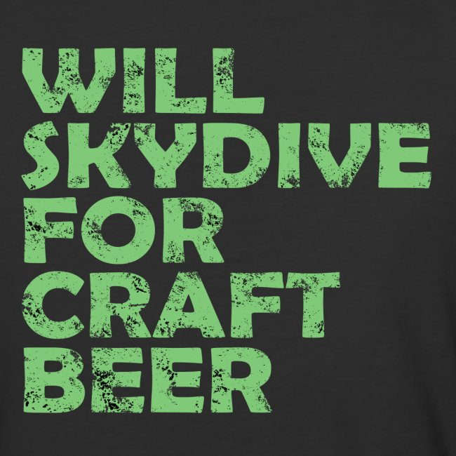 skydive for craft beer