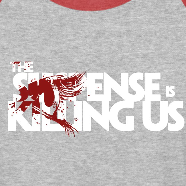 Suspense Is Killing Us Red Eye Logo