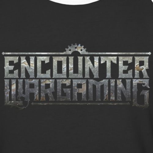 Encounter Wargaming Logo Baseball Shirt - Unisex Baseball T-Shirt