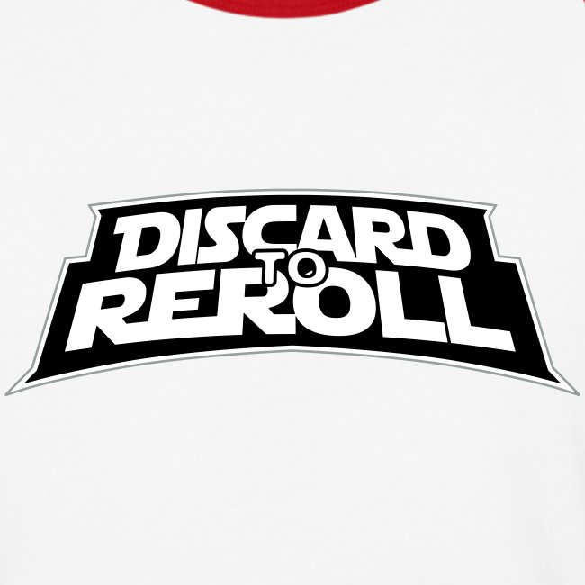 Discard to Reroll: Logo Only
