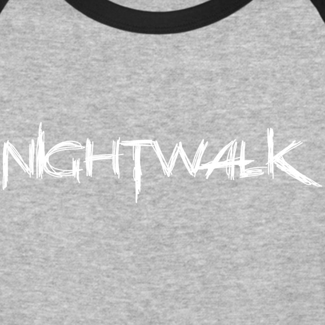 Nightwalk Logo White