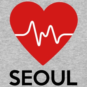 Heart Seoul - Baseball T-Shirt