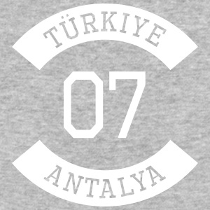 turkiye 07 - Baseball T-Shirt