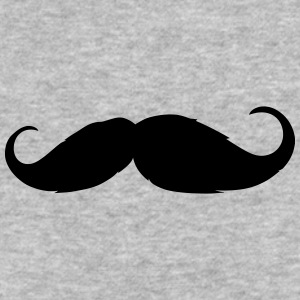 Moustache - Like a sir - Beard - Baseball T-Shirt