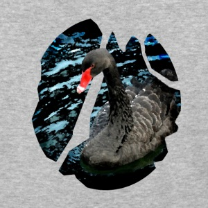 The Black Swan - Baseball T-Shirt