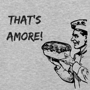 That's Amore - Baseball T-Shirt