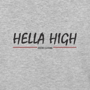 Hella High - Baseball T-Shirt