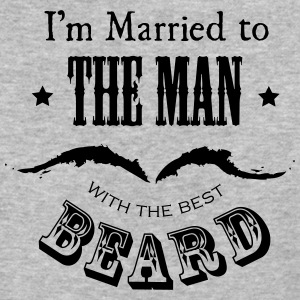 Married to the Beard - Baseball T-Shirt
