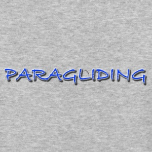 Paragliding1Climb Female and Male Climbing T-Shirt - Baseball T-Shirt