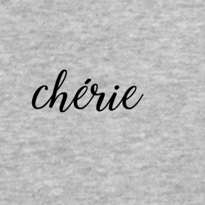 Chérie - A Shooting Star - Baseball T-Shirt