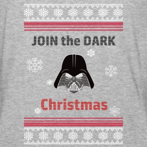 Join The Dark Christmas - Baseball T-Shirt