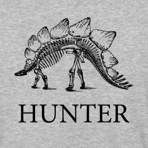 Fossil Hunter - Baseball T-Shirt