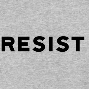 Resist - Baseball T-Shirt