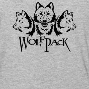 Wolf Pack - Baseball T-Shirt