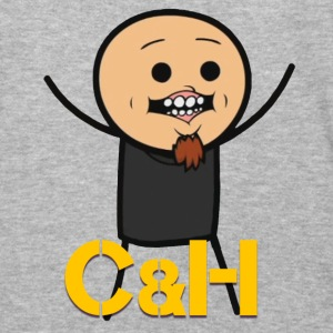 Cyanide And Happiness Show - Baseball T-Shirt
