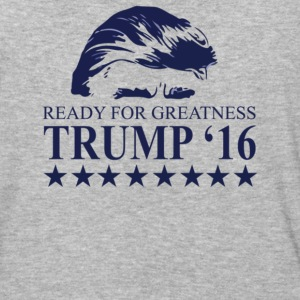 Ready for greatness Trump 16 - Baseball T-Shirt