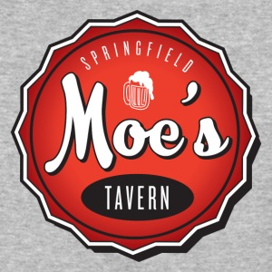 Moes Tavern - Baseball T-Shirt