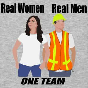 One Team: Worker - Baseball T-Shirt