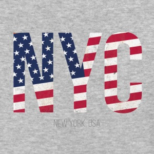 NEW YOR CITY - Baseball T-Shirt