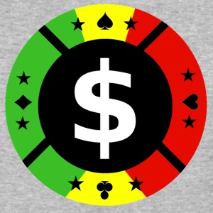 poker chip - Baseball T-Shirt