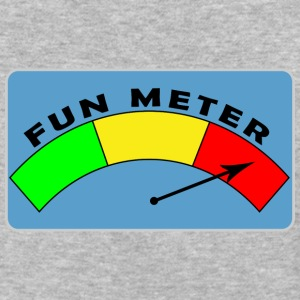 Fun Meter - Baseball T-Shirt