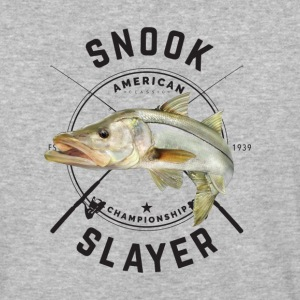 Snook Fishing - Baseball T-Shirt