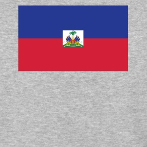 Flag of Haiti Cool Haitian Flag - Baseball T-Shirt