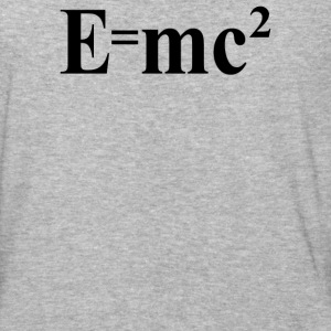 Einsteins Theory of Special Relativity - Baseball T-Shirt