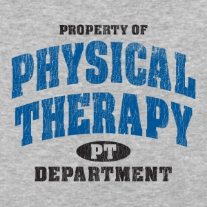 Property Of Physical Therapy. - Baseball T-Shirt