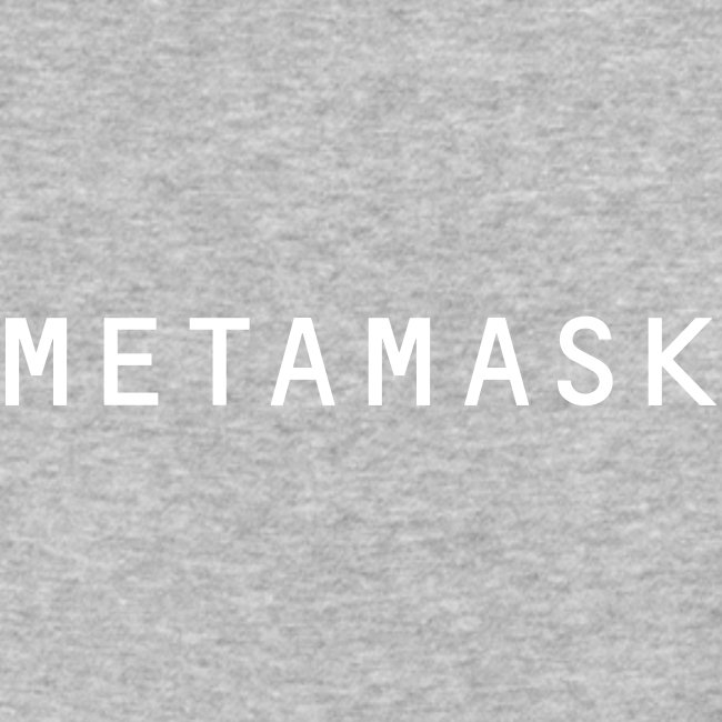 MetaMask Wordmark White