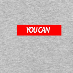 You Can - Baseball T-Shirt