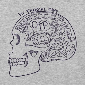fangirlmind - Baseball T-Shirt