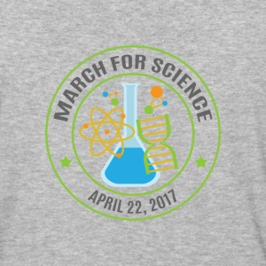 March For Science - Baseball T-Shirt