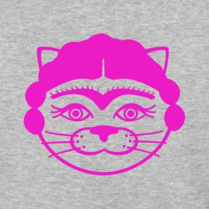 Kitty Frida - Baseball T-Shirt