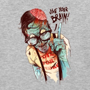 Use your brain - Baseball T-Shirt