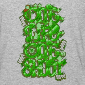 One life one shot - Baseball T-Shirt