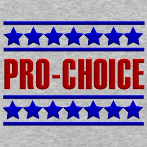 TRUMPPROCHOICE - Baseball T-Shirt