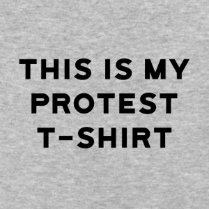 Protest - Baseball T-Shirt