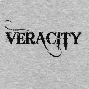 VeracityPlain-Light - Baseball T-Shirt