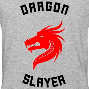 Cool Dragon slayer1 - Baseball T-Shirt