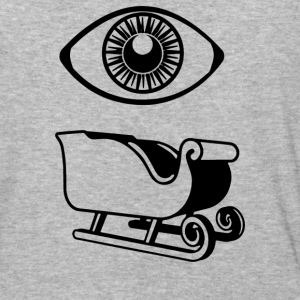 Eye Sleigh - Baseball T-Shirt