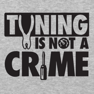 Tuning is not a crime - Baseball T-Shirt