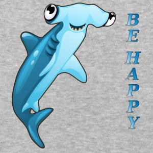 FISH-BE-HAPPY - Baseball T-Shirt