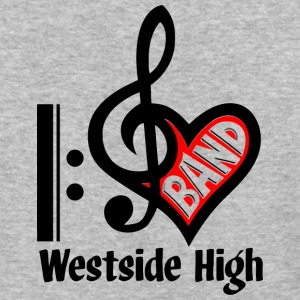 Westside High - Baseball T-Shirt