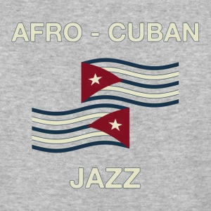 afro cuban jazz - Baseball T-Shirt
