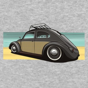 Beetle Oldschool - Baseball T-Shirt